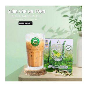 Cà phê xanh kháng mỡ Thiên Nhiên Việt