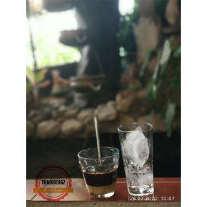Cafe nguyên chất trao đổi bằng Pi