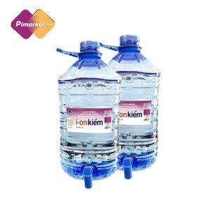 Mua nước ion kiềm bình 5l bằng đồng Pi